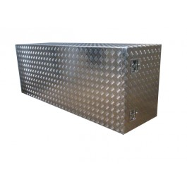 Aluminium Flat Bed Van Storage Chest