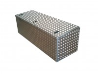 Aluminium Tool Box Vault Van Chest