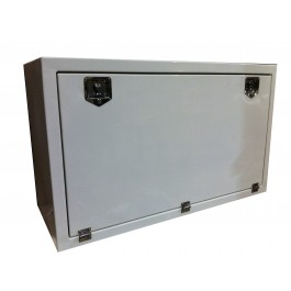 White Aluminium Motorhome/Truck Box