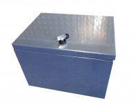 Aluminium Motorcycle Top Box